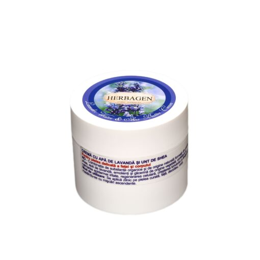 Herbagen Lavender water and shea butter cream