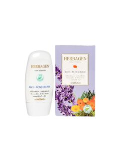 Herbagen Anti acne cream with calendula, 99% BIO