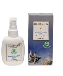 Herbagen Marine collagen cream with bio avocado oil