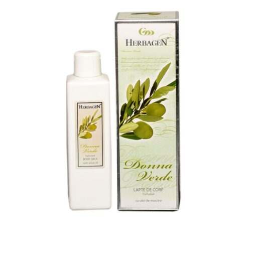 Herbagen Perfumed Body Milk - DONNA VERDE