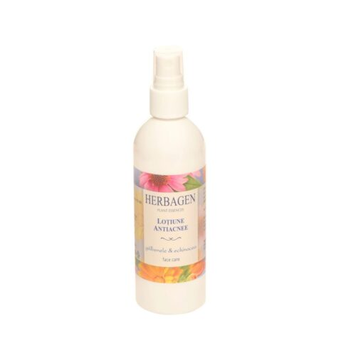 Herbagen anti acne lotion with calendula and echinacea extract