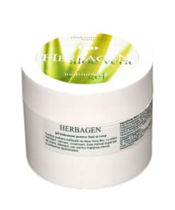 Herbagen moisturizing gel with aloe vera extract