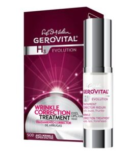 gerovital-h3evolution-wrinkle-corection-eyes-lips-forehead