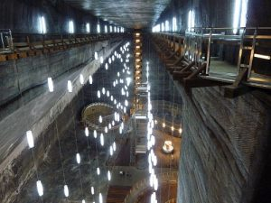 The Rudolf Mine, Tursa Salt Mine