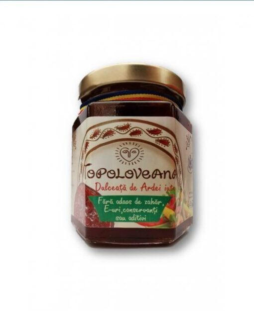 Topoloveni Chilli pepper Gourmet Confiture