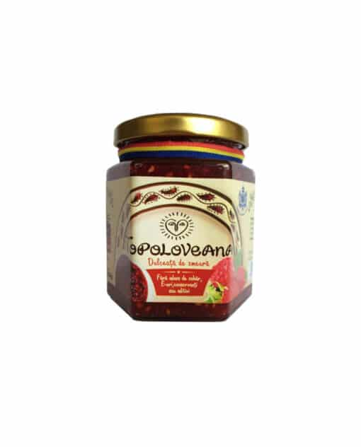 Topoloveni Raspberry Gourmet Confiture