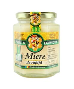 Prisaca Barnova Rape honey 100% natural-375 g.