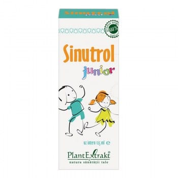PlantExtract Sinutrol Junior 125ml.